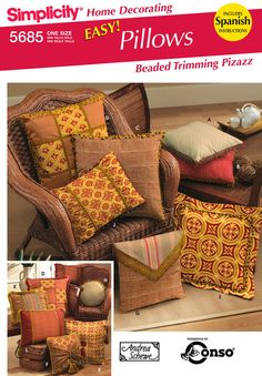 Pattern for Home Decorating | Simplicity