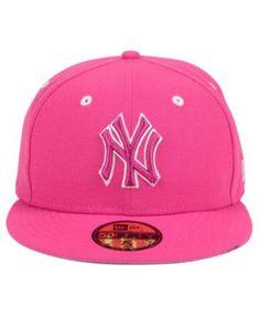New Era New York Yankees Pantone Collection 59FIFTY Cap Men - Sports Fan  Shop By Lids - Macy s b82ebff32b6c