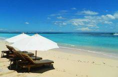 Praia de Pandawa, na Península de Bukit - Foto: Ticiana Giehl e Marquinhos Pereira/Desempacotados