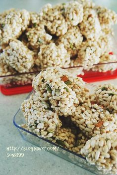 Peanut Butter Oatmeal, Snack Recipes, Snacks, Cookie Desserts, Korean Food, Cooking Classes, Kimchi, Biscuits, Deserts