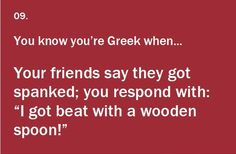 Submitted by kohilabear! Feel free to submit more ideas! Greek Memes, Greek Quotes, Life Happens Quotes, Getting Spanked, Greek Girl, Greek Culture, Knowing You, Greece, Humor