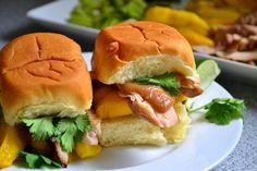 Team Traeger   30 Minute Meals: Hawaiian Chicken Sliders