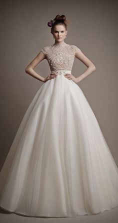 classically elegant. What more can a bride ask for........