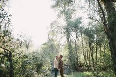 Banjos, Camping, and Adventurous Love – Photo by Let's Frolic Together