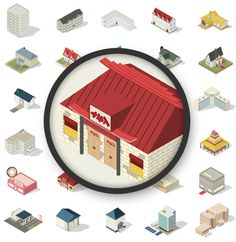 Build isometric maps and rooms using a huge library of vector elements, over 1400 unique isometric elements and icons to create unique designs. Try free set Tool Design, Web Design, Map Creator, Isometric Map, Web Business, Area Map, Fantasy Map, Used Parts, City Maps