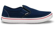 The ultimate in uberlight comfort, the Hover Slip-on canvas sneaker weighs in at just 7 ounces.* Constructed of canvas and Croslite trade material, it offers lightweight comfort, style, and. More Details Mens Slip Ons, Crocs Shoes, Canvas Sneakers, Vans, Comfy, My Style, Comfort Style, Egypt, Accessories