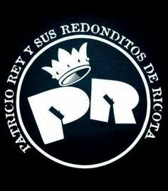 PATRICIO REY y sus redonditos de ricota logo PR Pr Logo, Patrick Seymour, Rock And Roll, Tatoos, Stickers, Instagram, Youtube, Poster, Keychains