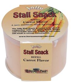 Jolly Stall Snack and Ball Refill