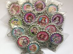 15 X EVER AFTER HIGH party favor necklaces by PARTYFAVOURSGALORE, $20.00