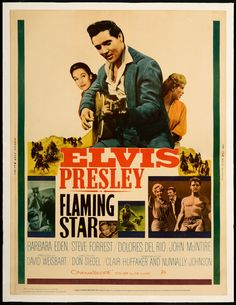 The library of Elvis movies that were based on books and novels. Two Movies, Classic Movies, John Mcintire, Elvis Presley Movies, Barbara Eden, Original Movie Posters, Vintage Movies, The Book, How To Memorize Things