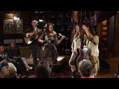 """One Family Performs A Bluegrass Version Of """"What A Day That Will Be"""" And It's AMAZING! 