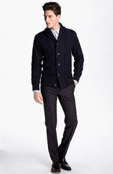 Paul Smith London Sweater, Dress Shirt & Trousers