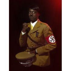 Hitler -  photographie, tirage sur papier baryté