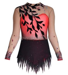 Buffy rhythmic gymnastics leotard