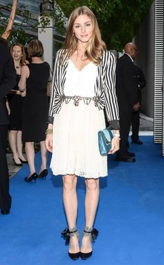Looking Bright in Black and White: Olivia Palermo's Best Looks