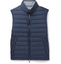 Hugo Boss - Davio Quilted Shell Down Gilet
