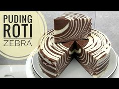 Puding roti zebra enak banget Videolu Tarif – Yemek Tarifleri – Resimli ve Videolu Yemek Tarifleri Cake Recipes, Snack Recipes, Cooking Recipes, Torta Zebra, Cocoa Cake, Jelly Cake, Cooking Chocolate, Cooking Cake, Bakery Business