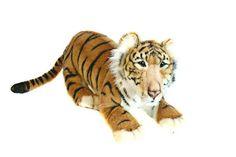 Hansa 3927 Floppy Tiger Caramel