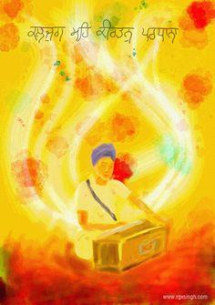 -kaljug meh kirtan pardhana- Gurbani Quotes, Best Quotes, Qoutes, Guru Gobind Singh, Punjabi Status, Trust God, Quotations, The Creator, Religion