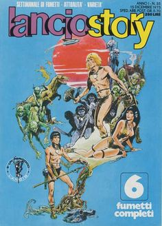 LANCIOSTORY 15 Dicembre 1975