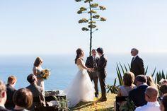 Ocean Cliff Ceremony   Point-16-Big-Sur-California-Destination-Wedding-Photographer-TréCreative