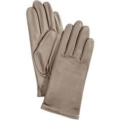 01c49d9c62 Charter Club Cashmere Lined Leather Tech Gloves, Created for Macy's (250  SAR) ❤