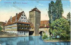 Weinstadel in Nürnberg - Deutschlands größter Fachwerkbau | Kunstnürnberg