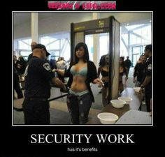 Security Work Benefits