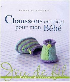 modele chausson bébé tricot facile gratuit #18