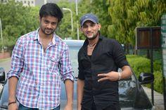 #Shivkant #Upadhyay with Friend