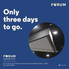 Almost there... #nammamysuru #MaharajaofMalls #Openingsoon #forummysuru