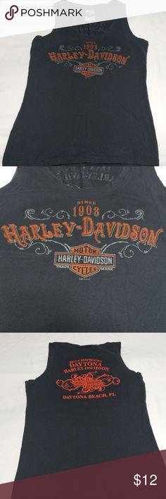 99e6c73ce08770 Harley-Davidson tank top Genuine Harley-Davidson tank top purchased from  Daytona Beach