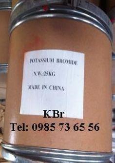 bán Potassium bromide, bán kali bromua, bán KBr