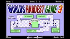 world hardest game 3 unblocked