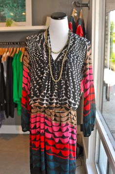 corey lynn calter dress from my favorite boutique...Blend!