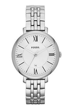 Fossil 'Jacqueline' Round Bracelet Watch, 36mm available at #Nordstrom