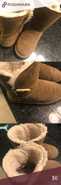 Boots Bear paw boots sz 4 BearPaw Shoes Rain & Snow Boots
