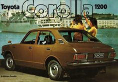 Good Old Times, Toyota Corolla, Old Toys, Childhood Memories, Nostalgia, Old Things, Cars, Retro, Pictures