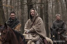 BBC Two's 'The Last Kingdom' (2015 -) premiers 22 October.