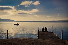ღღ Lake Zug, Switzerland > by Pensiero, via Flickr