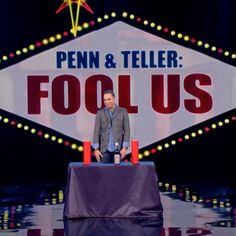 My clip from Season 3 of Fool Us! #magic #magician #foolus #pennandteller @pennandtellerlive @cwcolumbus #magic #magician #comedymagic #entertainment #eventprofs