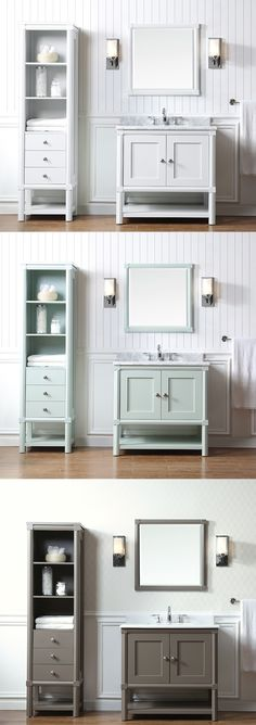 The Martha Stewart Living Sutton Bath Vanity Collection Only At @homedepot  Comes In A Variety