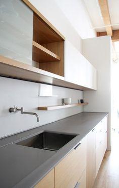 Wall Unit by Henrybuilt Corporation on HomePortfolio Interior Design Boards, Interior Design Kitchen, Modern Interior Design, Kitchen Decor, Kitchen Ideas, Interior Designing, Interior Decorating Styles, Home Decor Trends, Interior Ideas