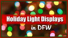 Christmas Light Displays DFW Dallas Fort Worth