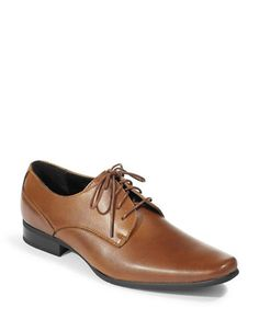 Brodie Burnished Leather Shoe