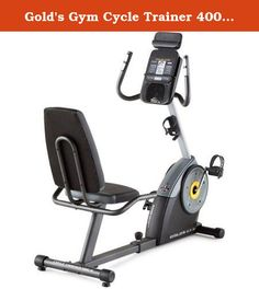 Gold's Gym Cycle Trainer 400 R Exercise Bike. The new Gold's Gym Cycle Trainer 400 Ri Exercise Bike has all the favorite features of the Cycle Trainer 390 but now includes an integrated tablet holder and iFit Bluetooth Smart technology. Take an easier path to fitness by bringing your entertainment to your exercise. The Cycle Trainer 400 Ri features an integrated tablet holder that seats your device safely above the console so that you can your favorite media while you work out. With iFit...