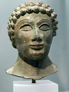 Ny Carlsberg Glyptothek - Etrusker Bronzekopf - Art étrusque — Wikipédia