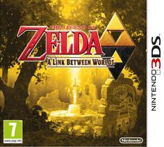 The Legend of Zelda : A Link Between Worlds: Amazon.fr: Jeux vidéo