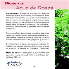 Bioserum Agua de Rosas descripción