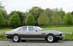 1974 Aston Martin Lagonda 7.0-Litre